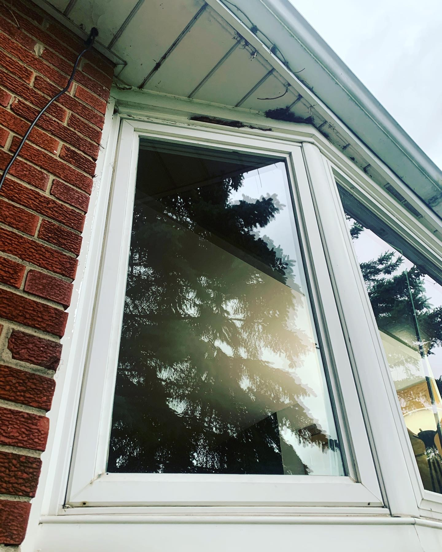 Cracked Glass unit replacement
